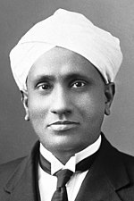 A portrait of C. V. Raman
