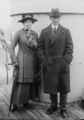 Sir Harry and Lady Brittain - Bain Collection.png