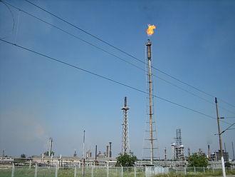 Sisak - Sisak oil refinery