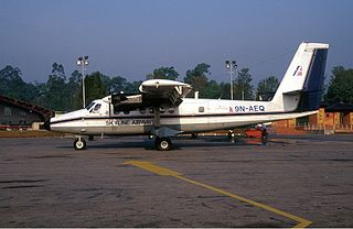2006 Yeti Airlines Twin Otter Crash Aviation accident in Nepal
