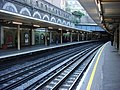 Sloane Square tube station, Eastbound Platform - geograph.org.uk - 1000455.jpg