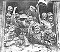Slovenski vojaki pred odhodom na fronto.jpg