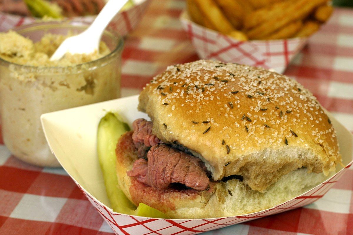 What Food Is Famous At New York State