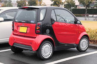 Kei car - Smart K