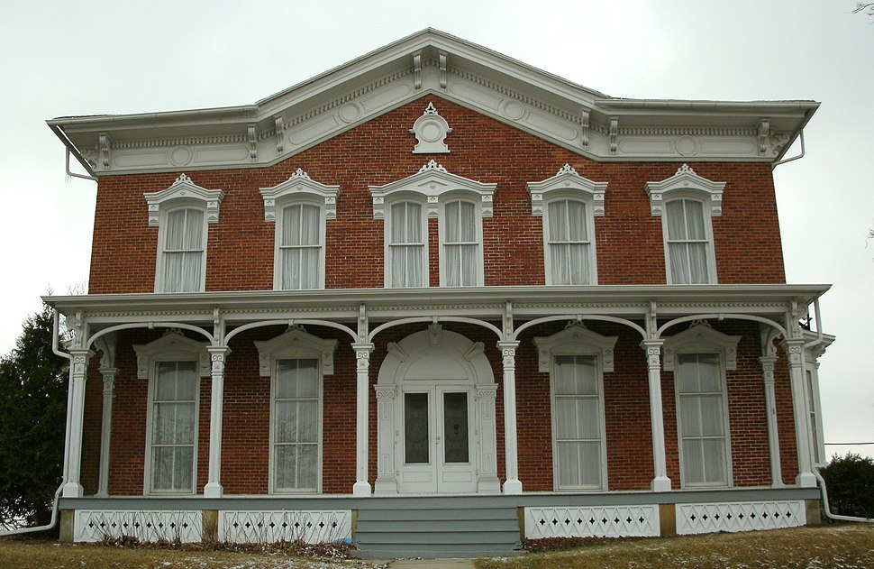 Snowden House Front pic1