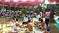 Somvati yag at Veerabhadra Devasthan Vadhav in presence of Balyogi Om Shakti Maharaj. 36.jpg