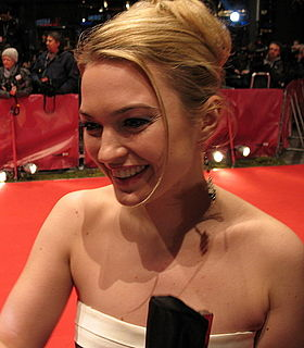 Sophia Myles English actress