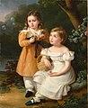 Sophie Chéradame - Children blowing soap bubbles.jpg