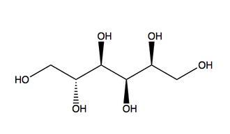 Polyol - Sorbitol, a common sugar alcohol, is a mild sweetener widely used in food industry.