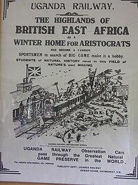 Who colonized kenya