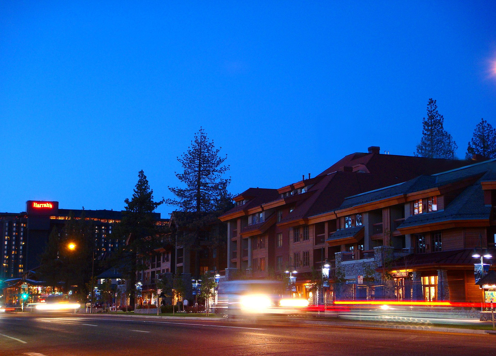 South Lake Tahoe, Cali...