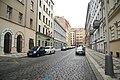 South view of Balbínova street in Vinohrady, Prague.jpg