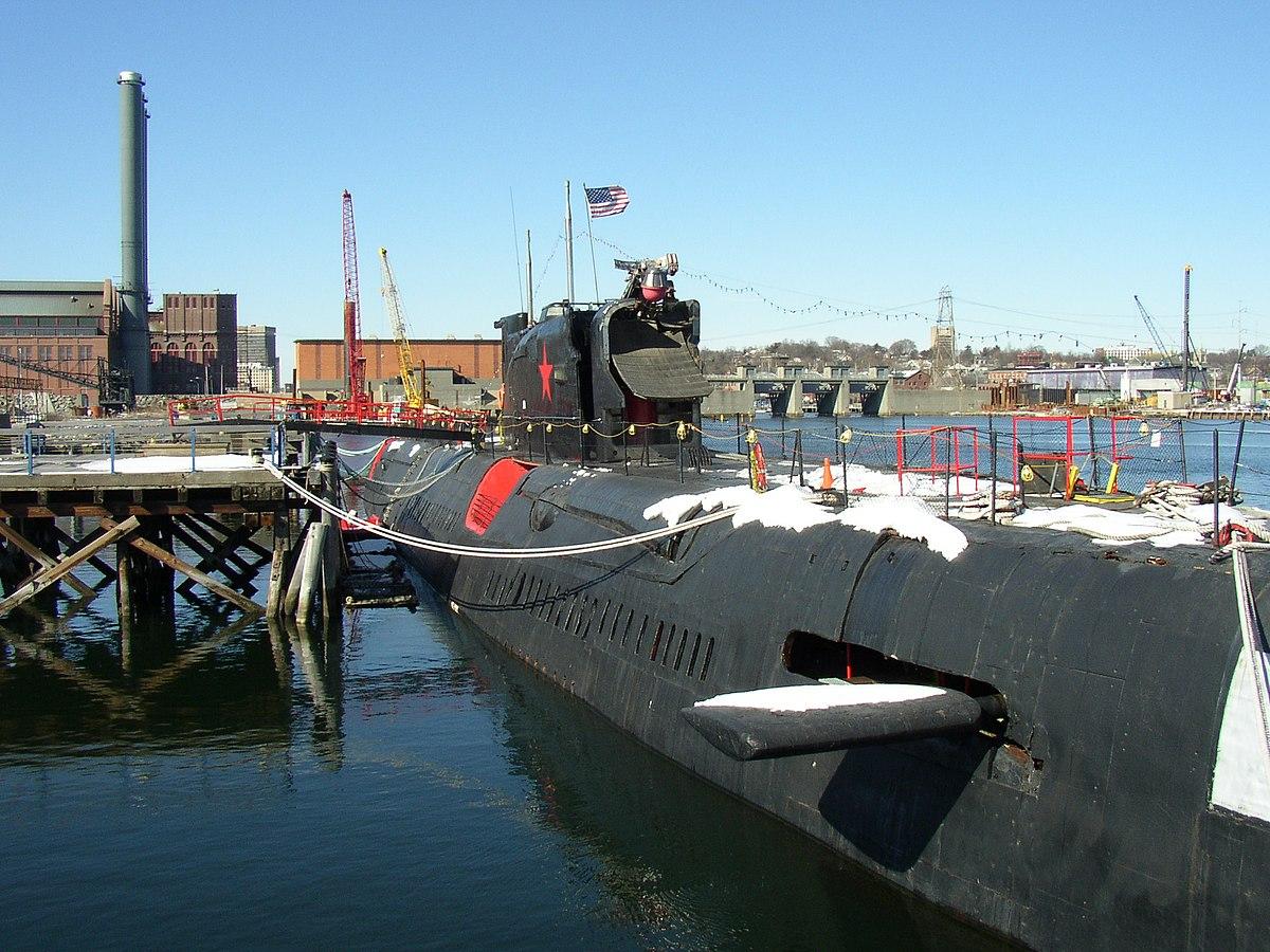 Jari Komulainen Sukellusvene