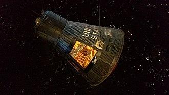 Space Center Houston - Image: Space Center Houston Faith 7