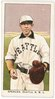 Spencer, Seattle Team, baseball card portrait LCCN2007685554.tif