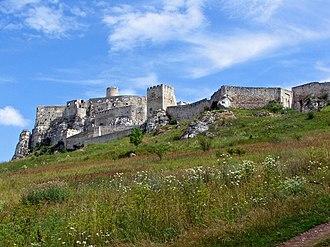 Levoča, Spiš Castle and the associated cultural monuments - Spiš Castle