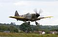 Spitfire MkXIVe MV268 2 (7592886476).jpg