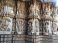 Splendid fine art, Chennakesava Temple, Somanathapura.jpg