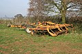 Spring tine cultivator - geograph.org.uk - 603557.jpg