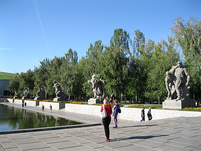 Mamáyev Kurgán