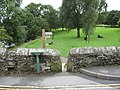Squeeze stile off Bridge Brow, Kirkby Lonsdale - geograph.org.uk - 1909605.jpg