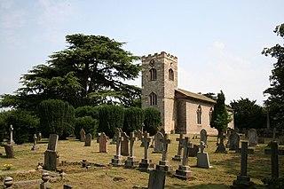 Kettlethorpe, Lincolnshire village and civil parish in West Lindsey, Lincolnshire, England