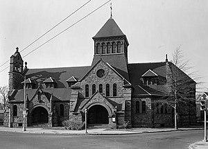 St. James Episcopal Church (Cambridge, Massachusetts) - St. James's Episcopal Church