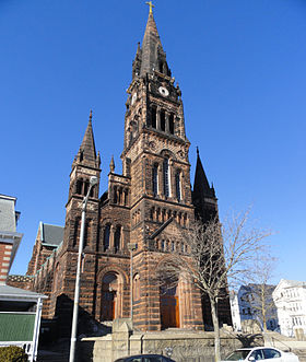 Image illustrative de l'article Église Saint-Antoine-de-Padoue de New Bedford