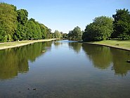 St Albans, The Lake in Verulamium Park - geograph.org.uk - 1347000