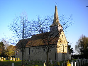 Tangmere - Image: St Andrew's Tangmere
