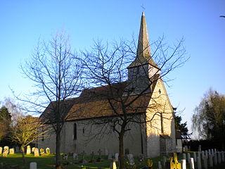 Tangmere village in United Kingdom