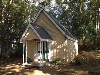 Ormiston, Queensland - St Andrews Church, 2015