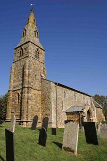 Wardley, Rutland village in the United Kingdom