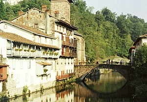 Photo of St Jean Pied de Port