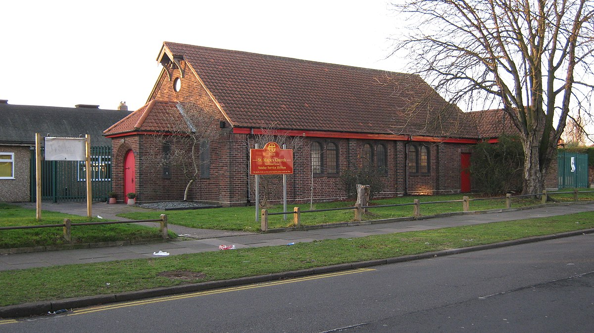 St Mark S Church Stockland Green Wikipedia