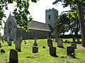 St Peter's church viewed from the northeast - geograph.org.uk - 1331983.jpg
