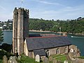 St Petrox church, Dartmouth - geograph.org.uk - 806859.jpg