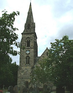 St Saviour's Parish Church, Aston-by-Stone - geograph.org.uk - 218179.jpg