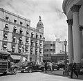 Stadsgezicht met Hotel Majestica in Caracas in Venezuela, Bestanddeelnr 252-8437.jpg