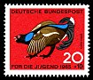 Stamps of Germany (BRD) Jugendmarke 1965 20 Pf.jpg