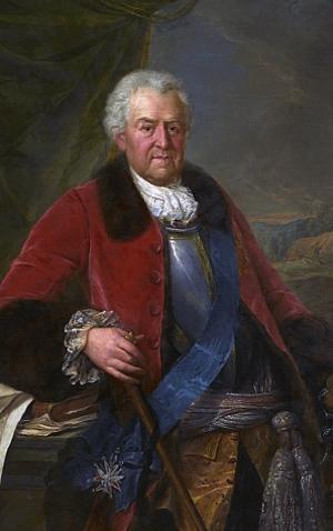 Stanisław Poniatowski (1676–1762) - Image: Stanisław Poniatowski (1676 1762)