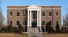 Stanton County Courthouse (Kansas) from W 1.JPG