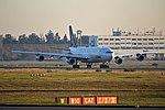 Star Alliance (Lufthansa) Airbus A340-313 D-AIGN (29333693914).jpg