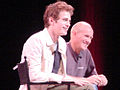 Star Wars Celebration II - Hayden Christensen and Nick Gillard (4878849612).jpg