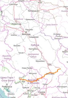State Road 39 (Serbia)
