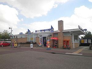 Bovenkarspel-Grootebroek railway station - Image: Station Bovenkarspel Grootebroek