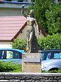 Statue de la République à Poligny.JPG