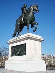 statue équestre d'Henri IV