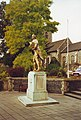 Statue of Tom Paine, Thetford - geograph.org.uk - 1511603.jpg