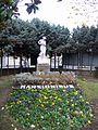 Statue parc de la mairie Maisons Alfort.JPG
